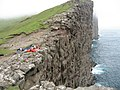 Cliff at the Faroe Islands - panoramio - TumbleCow.jpg