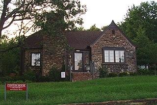Clinton House (Fayetteville, Arkansas) United States historic place