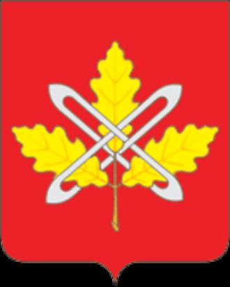 Kosteryovo - Image: Coat of Arms of Kosteryovo