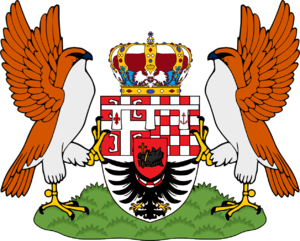 Prince Tomislav of Yugoslavia - Prince Tomislav's Coat of arms. First displayed at his funeral.