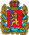 Coat of arms of Krasnoyarsk Krai.svg