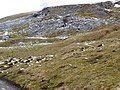Cock Crow Scar in winter - geograph.org.uk - 1727748.jpg