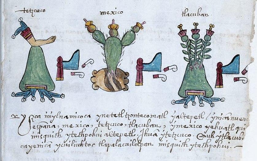 Codex Osuna Triple Alliance