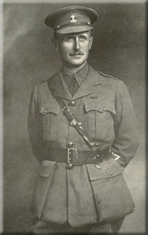 Leicestershire Yeomanry - Lt.Col.The Hon. Percy Cecil Evans-Freke