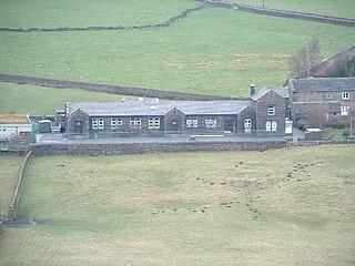 Colden, West Yorkshire Hamlet in West Yorkshire, England