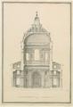 Collège des Quatre Nations - Church transverse section BN Est Va261c RdC911 - Gallica.png
