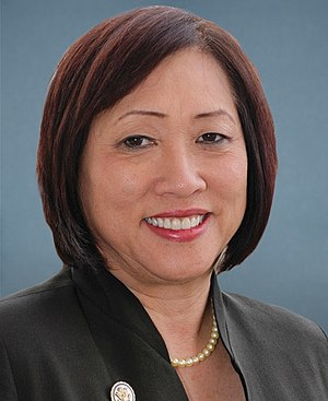 Hawaii's 1st congressional district special election, 2010 - Image: Colleen Hanabusa 113th Congress