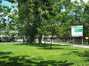Collège de Bois-de-Boulogne - Collège de Bois-de-Boulogne