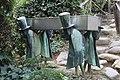 Collodi, Parco di Pinocchio, i quattro coniglietti con la bara 01.jpg