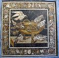 Colombe che si abbeverano, da casa delle colombe a mosaico a pompei, 114281, 01.JPG