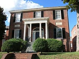 Columbia (Richmond, Virginia) - Columbia House, July 2011