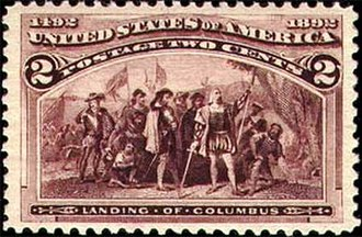 Columbian Issue - The 2¢ Columbian