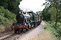 Combe Florey, the West Somerset Railway near Nethercott - geograph.org.uk - 59352.jpg
