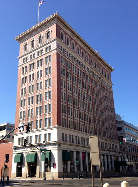 Stockton california wikiwand the historic commercial savings bank building stockton fandeluxe Images