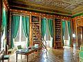 Compiègne (60), palais, bibliothèque de l'Empereur 1.jpg