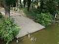 Concrete slipway for boat trailers, 2019 Szigethalom.jpg