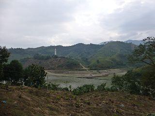 Bát Xát District District in Northeast, Vietnam