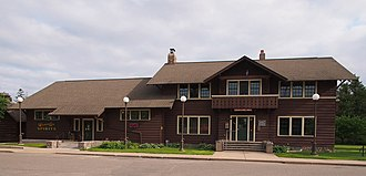 National Register of Historic Places listings in Cass County, Minnesota - Image: Conservation Building