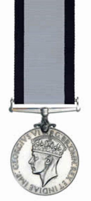 Conspicuous Gallantry Medal - Image: Conspicuous Gallantry Medal (Flying) (UK)