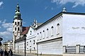 Convent of the Order of Saint Clare and St. Andrew church, 54 Grodzka street, Old Town, Kraków, Poland.jpg