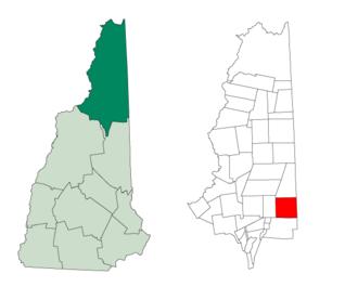 Shelburne, New Hampshire - Image: Coos Shelburne NH