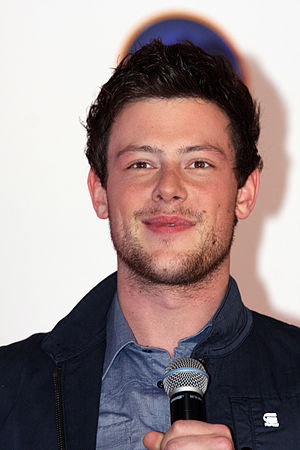 Cory Monteith - Monteith at Westfield Sydney in 2011