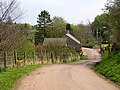Country Road Near Blackwood - geograph.org.uk - 165382.jpg