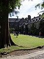 Courtyard, Dartington Hall - geograph.org.uk - 497218.jpg