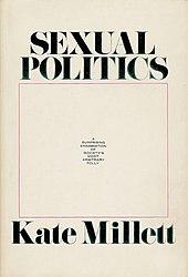 Sexual Politics Kate Millet