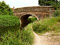 Coxhill Bridge, Bridgwater and Taunton Canal - geograph.org.uk - 1372222.jpg