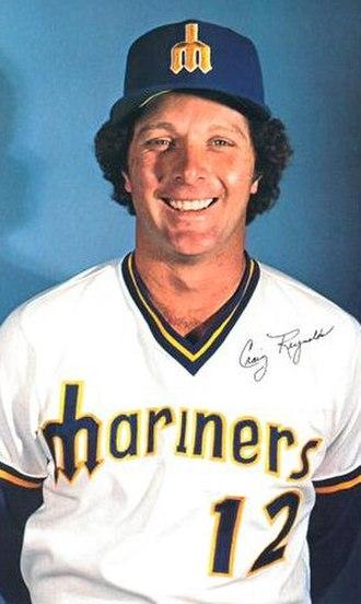 Craig Reynolds (baseball) - Reynolds in 1978