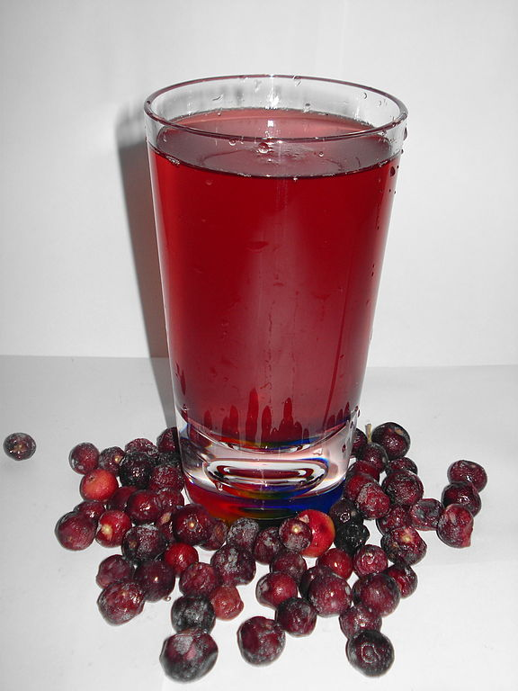 Image result for cranberry juice dye