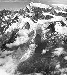 Crillon Glacier, mountain glacier icefall, August 16, 1961 (GLACIERS 5319).jpg