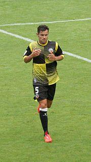 Cristian García (Spanish footballer) Spanish association football player