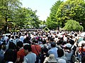 Crowds @ Ueno Zoo (9407054405).jpg