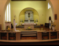 Croy church alter.png