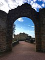 Culzean Castle, Ruined Arch And Viaduct.jpg