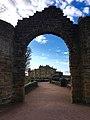 Culzean Castle, Ruined Arch And Viaduct.jpg