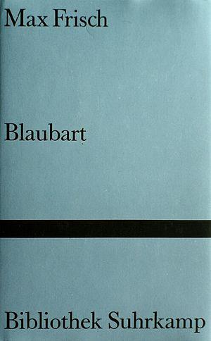 Bluebeard (Frisch novel) - Book cover