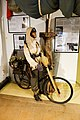 Cyclist-soldier at the Battle of the Bulge (32416177725).jpg