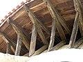 Détail de la toiture - église de Montfort-en-Chalosse.JPG