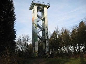 Dörenberg - The Hermann's Tower