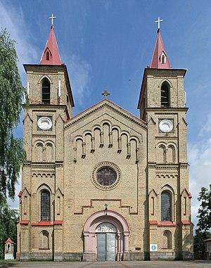 Dąbrowa Białostocka - Church