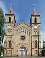 Dąbrowa Białostocka - Church 01.jpg