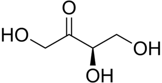 Erythrulose Chemical compound