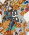 D. Sancho I de Portugal - The Portuguese Genealogy (Genealogia dos Reis de Portugal).png