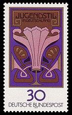 DBP 1977 923 Jugendstil