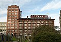DC Thomson building Dundee seen from the Howff 2011.jpg