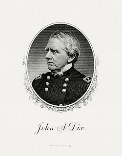 DIX, John A-Treasury (BEP engraved portrait)