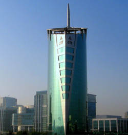 DLF Gateway Tower in Gurgaon